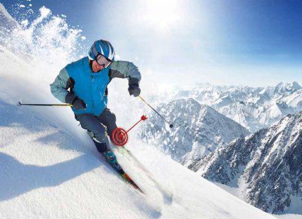 Sportas žiemą. Kaip linksmai deginti kalorijas?
