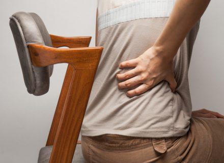 Kai nugaros skausmas baisesnis už Koronavirusą