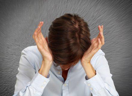 Kai nekaltas galvos skausmas signalizuoja anemiją