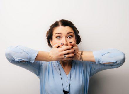 Kaip pasitikrinti, ar burnos kvapas blogas?