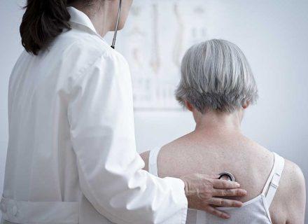 Lėtine obstrukcine plaučių liga sergantis pacientas gali gyventi pilnavertį gyvenimą