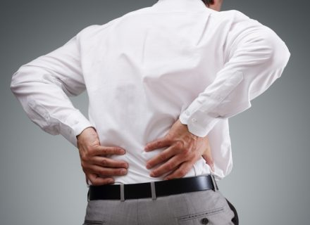 Neramios mintys apėmus nugaros skausmui