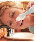 Nosies gleivinės plovimo fiziologija
