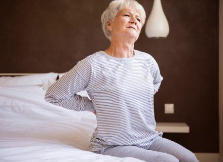 Nugaros skausmo intervencinis gydymas