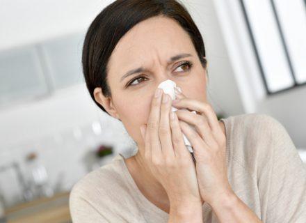Peršalimas – tai ne tik nekalta sloga ir kosulys