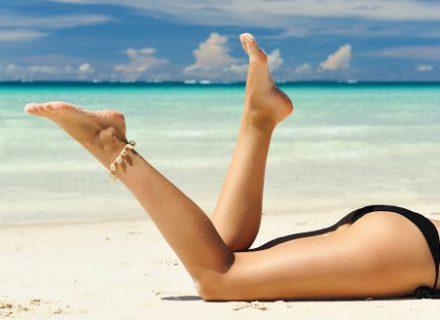 Jūsų kojos vasaros metu nusipelno daugiau dėmesio