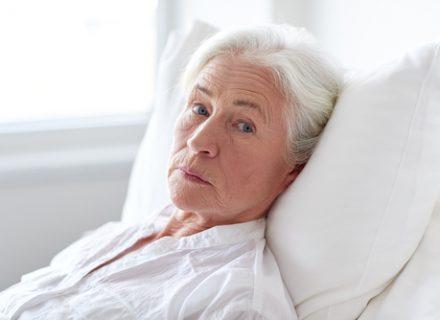 Vyresnio amžiaus žmonių anemija