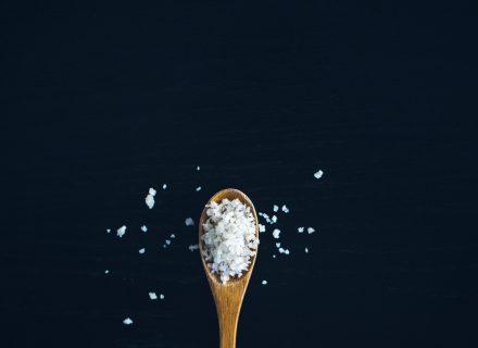 Per didelis druskos kiekis kenkia sveikatai