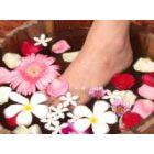 Kojų priežiūra ir masažai