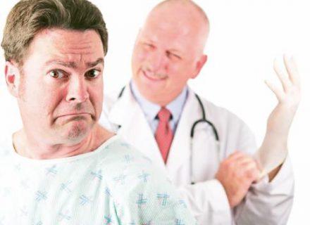 Prostata – tai, dėl ko vyrai rausta