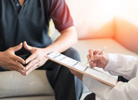 Nechirurginės erekcijos disfunkcijos priežastys po abipusės nervus tausojančios radikaliosios prostatektomijos