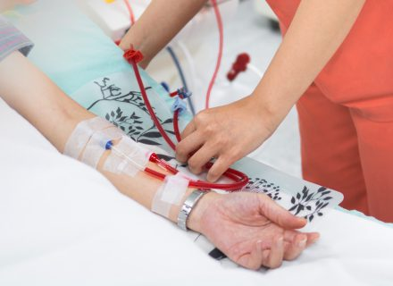 Hospitalizuotų hemodializuojamų pacientų priežiūra: vadovas ne nefrologams