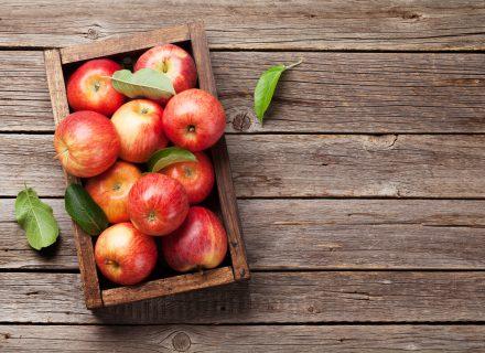 Kur panaudoti obuolius?