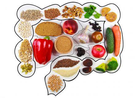 Ką valgyti užkietėjus viduriams?