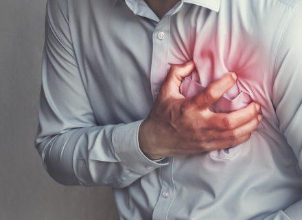 Ūminis miokardo infarktas: galimybės, problemos, laimėjimai