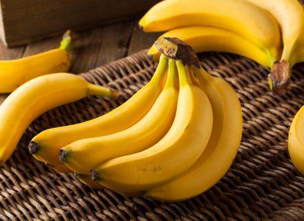 Kodėl verta valgyti bananus?