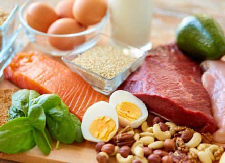 Ar valgome pakankamai baltymų?