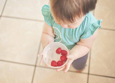 Vaikų tinkama mityba ir sportas