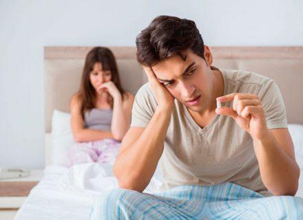 Erekcijos sutrikimas – ne tik vyrų problema…
