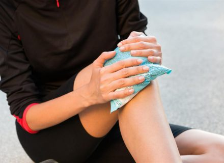 Sportinės traumos