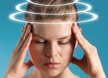 Skauda galvą ? Gal migrena ?