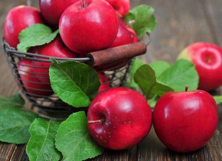 Obuolių naudą išmatuoti būtų sunku