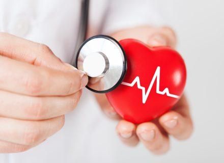 Su širdimi susijusio nerimo įtaka mirtingumui ir ūminių širdies būklių išsivystymui pacientams, patyrusiems miokardo infarktą