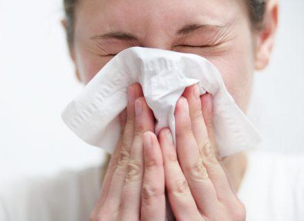 Alerginė sloga ?  Štai ką Jums reikia žinoti