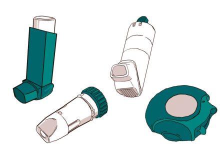 Taisyklingas inhaliatorių naudojimas – kritiškai svarbi astmos gydymo sąlyga