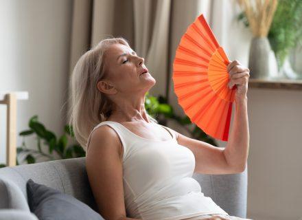 Moters pokyčių metas – menopauzė
