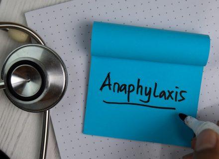 Anafilaksija – gyvybei grėsminga ūminė alerginė reakcija